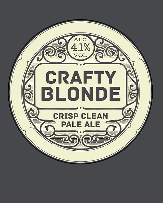 Long Man Craft Blonde