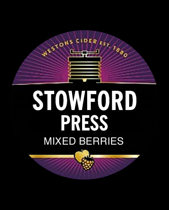 Westons Stowford Mixed Berries